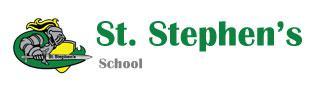 St. Stephen's School Logo